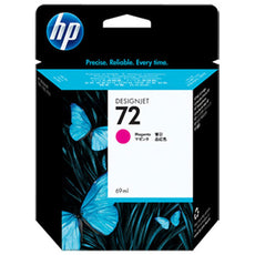 Original HP 72, C9399A DesignJet Ink Cartridge - Magenta - 69ml