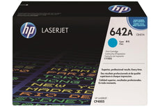 OEM HP CB401A, 642A Toner Cartridge - Cyan - 7.5K