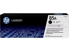 OEM HP CE285A, 85A Toner Cartridge - Black - 1.6K