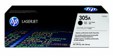 OEM HP CE410A, 305A Laser Toner Cartridge - Black - 2.2K