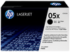 Original HP CE505X, 05X Toner Cartridge For LaserJet P2055 Black - 6.5K