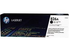 OEM HP CF310A, 826A Toner Cartridge, Color LaserJet Enterprise Black - 29K