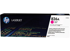 OEM HP CF313A, 826A Toner Cartridge - Magenta - 31.5K