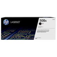 OEM HP CF360A, 508A Laser Toner Cartridge - Black - 6K
