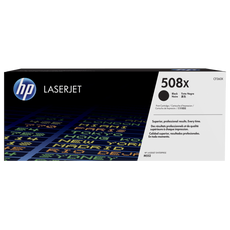 OEM HP CF360X, 508X Laser Toner Cartridge - Black - 12.5K