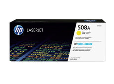 OEM HP CF362A, 508A Toner Cartridge - Yellow - 5K
