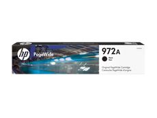 OEM HP F6T80AN, 972A PageWide Cartridge For PageWide Pro 452dw Black - 3.5K