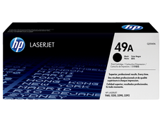 OEM HP Q5949A, 49A Toner Cartridge For LaserJet 1320 Black - 2.5K