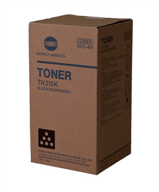 Konica Minolta 4053-401, TN310K OEM Toner Cartridge For Bizhub C350 Black - 11.5K