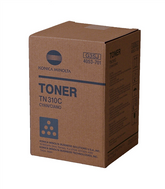 Konica Minolta 4053-701, TN310C OEM Toner Cartridge For Bizhub C350 Cyan - 11.5K
