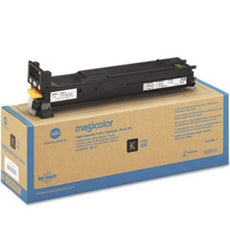 Konica Minolta A0DK132 OEM Toner Cartridge For MagiColor 4650 Black - 8K