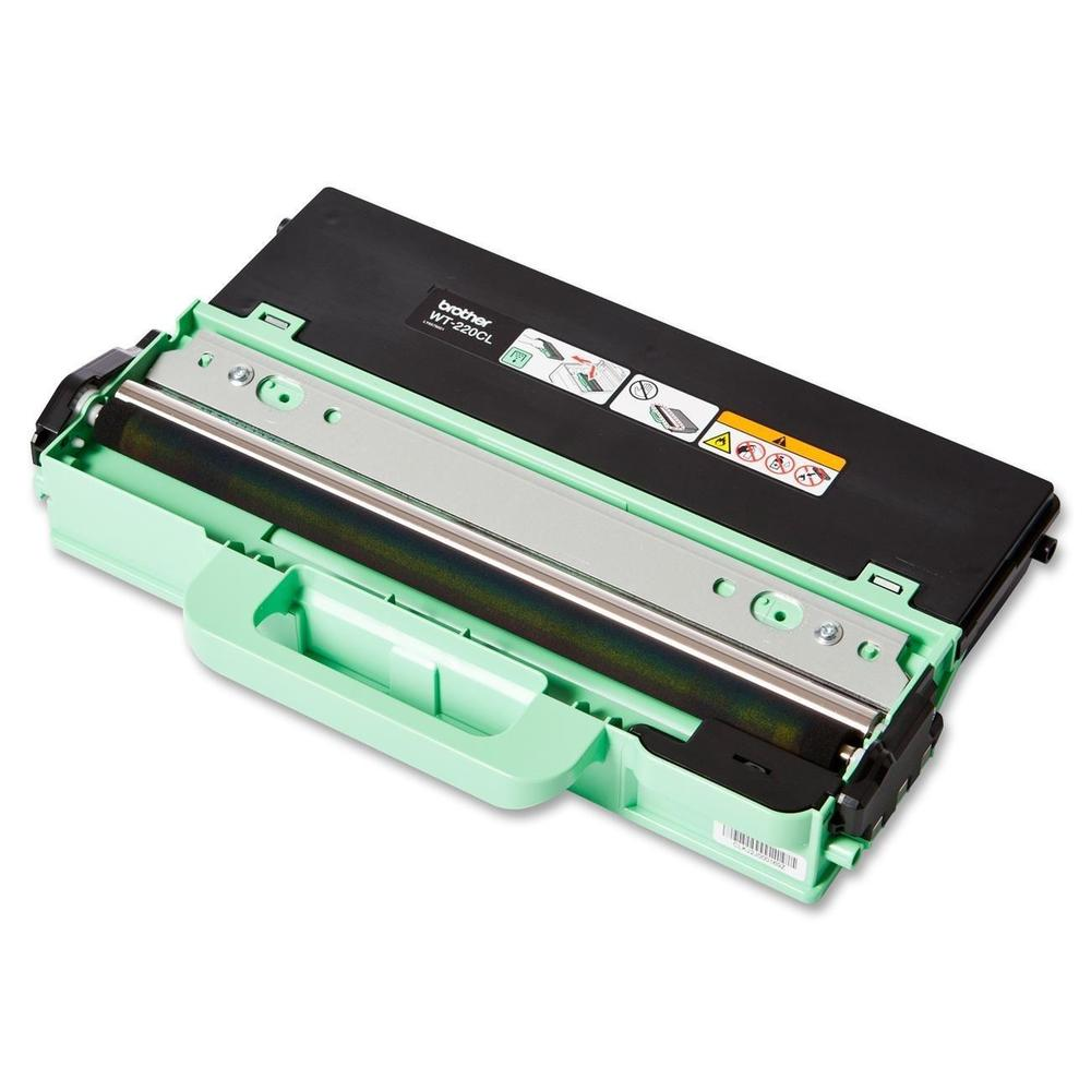 Brother WT220CL OEM Waste Toner Tank for  Cyan, Magenta, Yellow - 50K