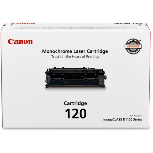 OEM Canon 2617B001, No. 120 Toner Cartridge - Laser - 5000 Pages - Black