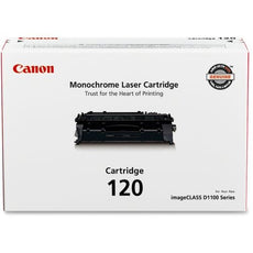 Canon No. 120 Original Toner Cartridge - Laser - 5000 Pages - Black - 1 Each - TAA Compliance