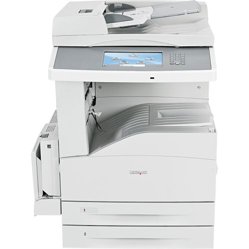 Lexmark X864dhe 3 Mono Laser MFP, Copier/Printer/Scanner - ENERGY STAR