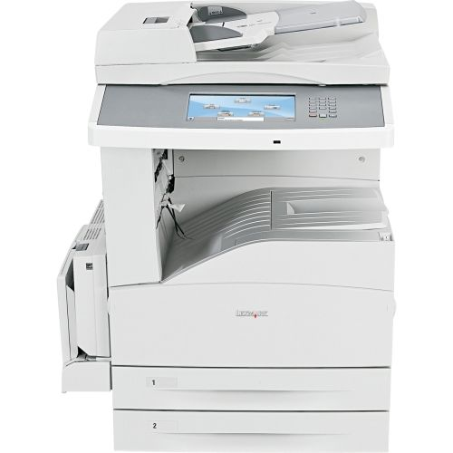 Lexmark X860de 4 Mono Laser MFP, Copier/Fax/Printer/Scanner - ENERGY STAR