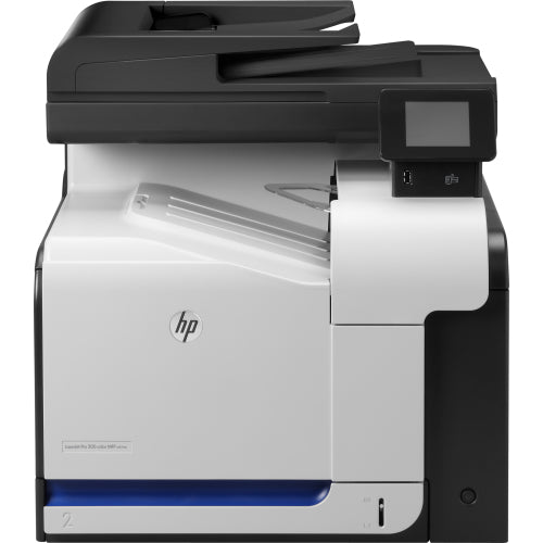 HP LaserJet Pro 500 M570dn, CZ271A Color Laser Printer - Copier/Fax/Printer/Scanner