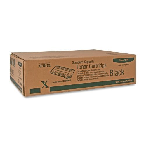 OEM Xerox 106R00679 Toner Cartridge - Black - 3K