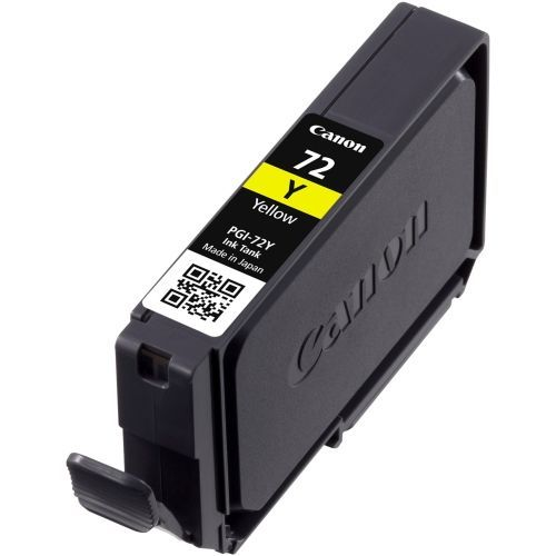 OEM Canon 6406B002, Lucia (PGI-72Y) Ink Cartridge - Yellow