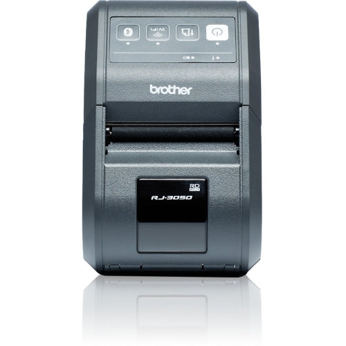 Brother RuggedJet RJ-3050 Direct Thermal Printer - Label/Receipt Print