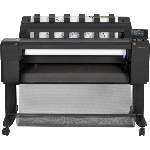 HP Designjet T930, L2Y22A PS Color Inkjet Printer - 36 Inches - Floor Standing Supported