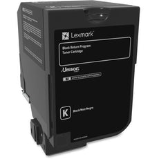 OEM Lexmark 74C10K0 Toner Cartridge For CS720, CS725, CX725 Black 3K