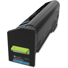 Lexmark 82K1UC0 Toner Cartridge Ultra High Yield Cyan Return PGM - 55K