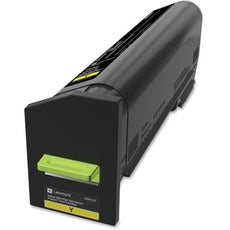 Lexmark 82K1UY0 Toner Cartridge Return PGM Ultra High Yield Yellow - 55K