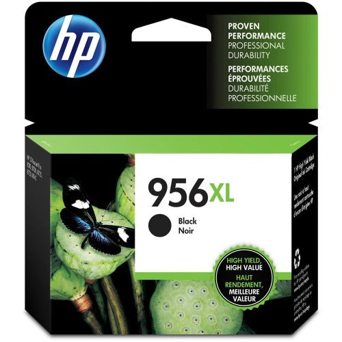 Original HP 956XL, L0R39AN Inkjet Cartridge - Black - High Yield - 3000 Pages