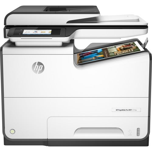 HP PageWide Pro 577dw - Multifunction InkJet color Printer - Copier/Fax/Printer/Scanner