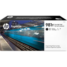 556xh Works with: PageWide Enterprise Color 556dn Yellow 981A QSD Remanufactured Inkjet Replacement for HP J3M70A MFP 586dn Flow MFP 586z MFP 586f