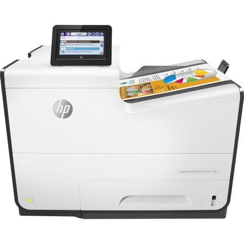 HP PageWide Enterprise 556dn Page Wide Array-Color Printer