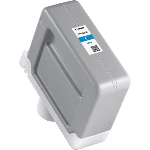 OEM Canon 0812C001, PFI-1300 C Ink Cartridge - Cyan - 330ml