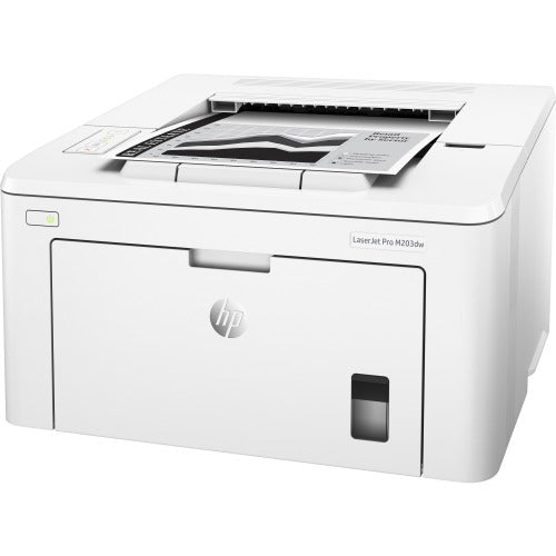HP LaserJet Pro M203dw Laser Printer - Monochrome