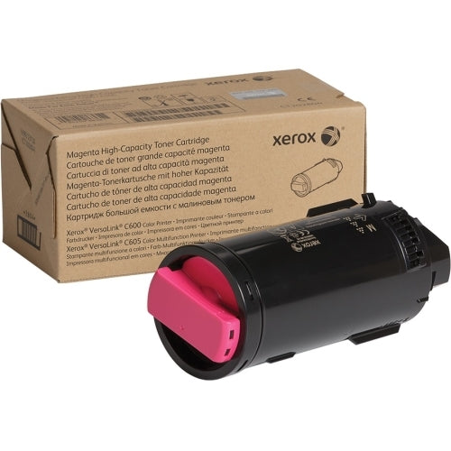OEM Xerox 106R03901 Laser Toner Cartridge Magenta High Yield - 10,100 Pages