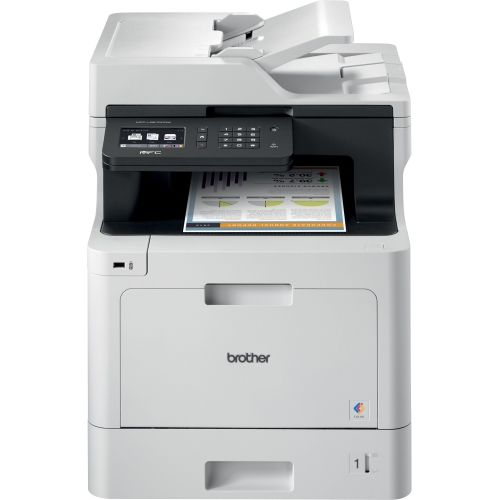 Brother Business Color Laser All-in-One MFC-L8610CDW - Copier/Fax/Printer/Scanner