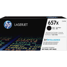 OEM HP 657X, CF470X LaserJet Toner Cartridge - Black - 28000 Pages