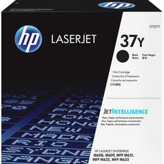 OEM HP CF237Y, 37Y Toner Cartridge - Black - Extra High Yield - 41000 Pages