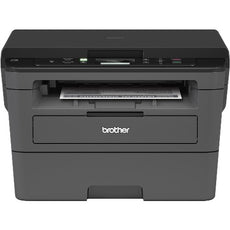 Brother HL-L2390DW Monochrome Laser Printer, Copy/Scan/Duplex/Wireless