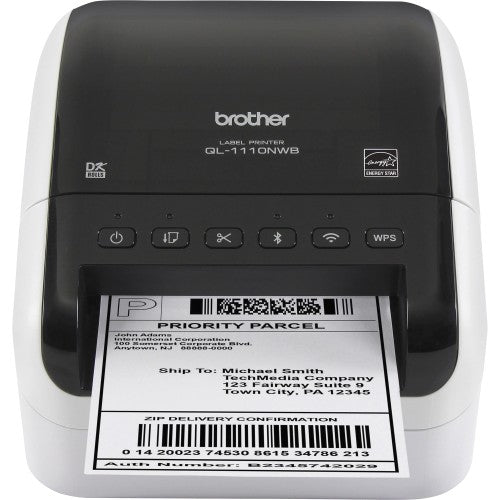Brother QL-1110NWB Direct Thermal Printer