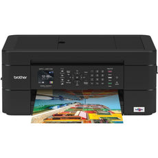 Brother MFC-J491DW Wireless InkJet Color Printer with Scanner, Copier & Fax