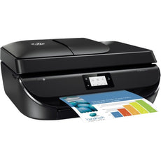 HP OfficeJet 5255 Inkjet Multifunction Printer - Color - Copier/Printer/Scanner - Automatic Duplex Print