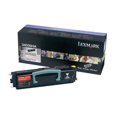 OEM Lexmark 34035HA, E240, E230, E232, E234 Toner Cartridge - Black - 6K
