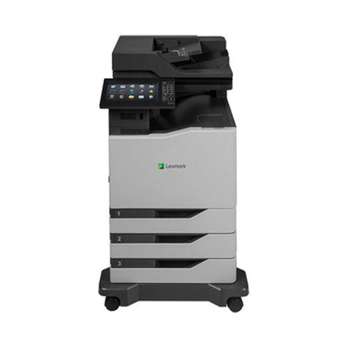 Lexmark Cx825dte Color Laser MFP, Copier/Fax/Printer/Scanner