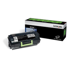 Lexmark 52D1H0L, 521HL Toner Cartridge For Label Applications High Yield - 25K