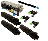 Lexmark 40X8425 OEM Fuser Maintenance Kit(Includes 110-120V Letter Fuser Kit, 3 Media Pick Rollers, Transfer Roller, 3 Separation Rollers) - Black - 200K - Type 05