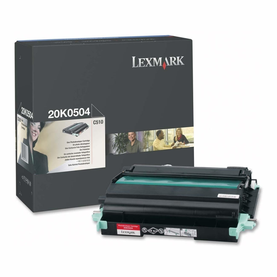 OEM Lexmark 20K0504 Photodeveloper For C510 - 40K