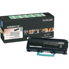 OEM Lexmark X264H11G Toner Cartridge For X264 Black - 9K