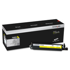 Lexmark 70C0D40, 700D4 OEM Developer For CS310 Yellow - 40K
