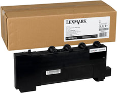 Lexmark C540X75G OEM Waste Toner Unit - 36K(Black), 18K(Color) - Brown Box